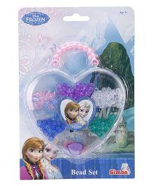 Disney Frozen Bead Set With Carry Case
