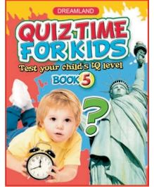 Quiz Time for Kids - Book 5