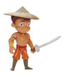 Chhota Bheem Action Figure Toy - 17 cm