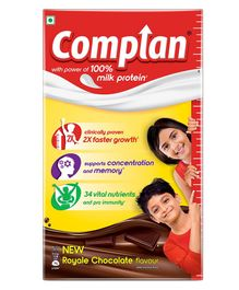 Complan New Chocolate Flavour- 1 Kg