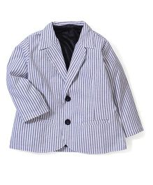 Timeless Fashion Full Sleeves Blazer - Grey & Black
