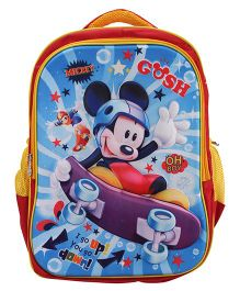 Disney Mickey Mouse School Backpack - 16 inches