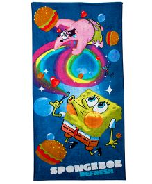 SpongeBob Bath Towel - Multi Color