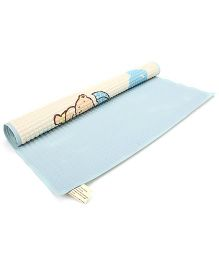 Pigeon Air Filled Rubber Sheet For Baby White