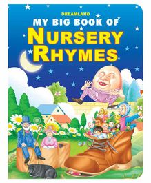 My Big Book Of Nursery Rhymes