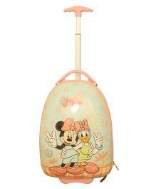 Disney Minnie Mouse And Daisy Duck Oval Trolley Bag - 16 Inches