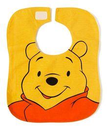 Little Hip Boutique Pooh Waterproof Bib - Orange