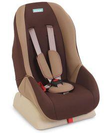 Baby Forward Facing Car Seat - Coffee Brown