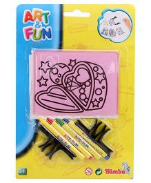 Art And Fun Mirror Art Kit