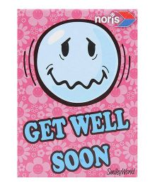 Simba Get Well Soon Smiley Puzzle