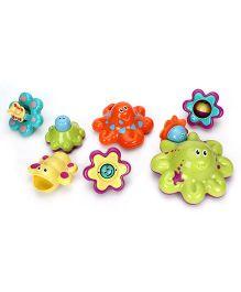 Wow Baby Bath Toy Set - Multi Color