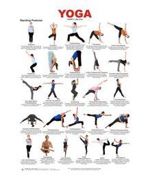 Yoga Chart - 1
