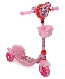 Disney Minnie Mouse Scooter - Pink