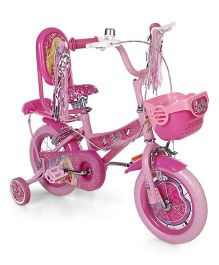 Barbie Bicycle Pink - 12 inches