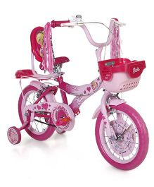 Barbie Bicycle Pink - 14 inches