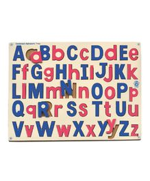 Skillofun Combined Alphabet Wooden Tray