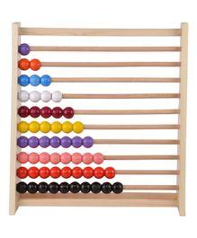 Skillofun - Wooden Standard Abacus 1 - 10
