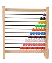Skillofun Junior Wooden  Abacus 1 - 10