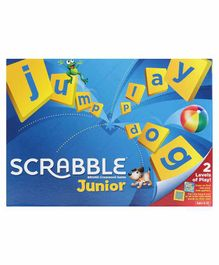 Mattel - Junior Scrabble Brand Crossword Game