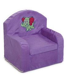 Lovely Kids Sofa Chair Elephant Embroidery