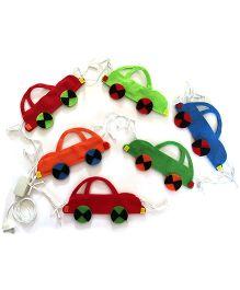 Fairytales Fairylights With Cars - Multicolor