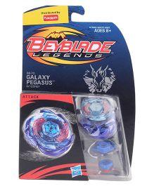Beyblade Legends Galaxy Pegasus 105RF-Attack