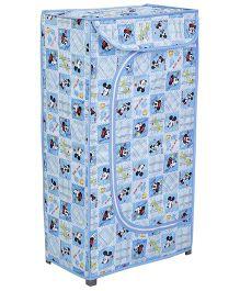 Storage Rack Mouse Print - Blue