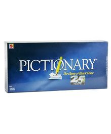 Mattel Pictionary The game of quick draw