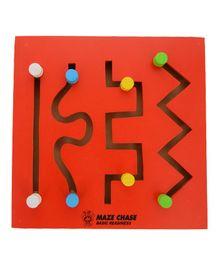 Wooden Maze Chase Basic Readiness
