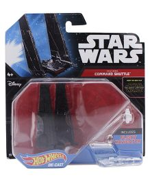 Hot Wheels Star Wars Kylo Ren Command Shuttle - Black
