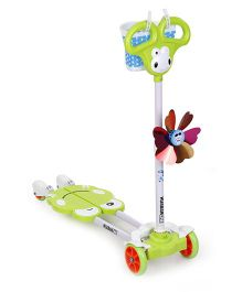 Sunny Toy Scooter Green - SY006