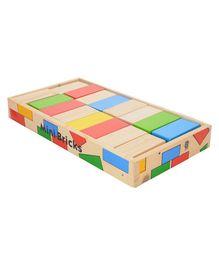 Skillofun - Wooden Mini Bricks