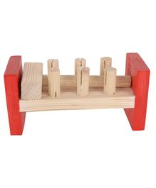 SkillOFun - Wooden Hammer Peg