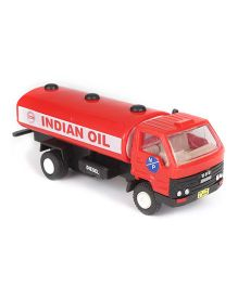 Centy Indian Oil Tanker Toy - Red