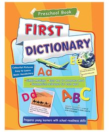 Sterling Preschool Book - First Dictionary