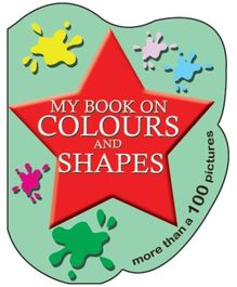 My Book On Colours And Shapes