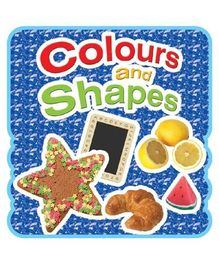 Board Book - Colours and Shapes