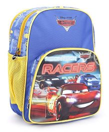 Disney Pixar Cars School Backpack Blue - 13 inches