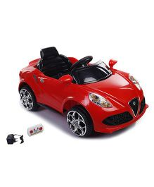 Mee Mee Battery Operated Ride-On Car Red - CH PH969