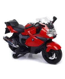 Mee Mee Battery Operated Ride-On Bike Red Black - CH Z283