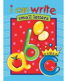 I Can Write Small Letters