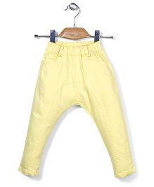 Petit Cucu Pant - Yellow