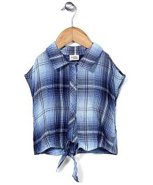 Petit Cucu Shirt - Blue
