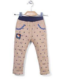 Notty Kids Star Design - Pant