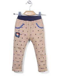 Notty Kids Star Design - Pant
