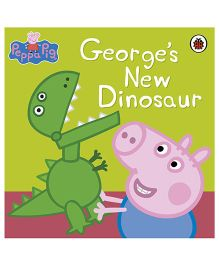 Peppa Pig George's New Dinosaur - English