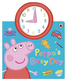 Peppa's Busy Day - English