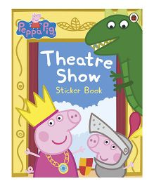 Peppa Pig Theatre Show Sticker Book - English
