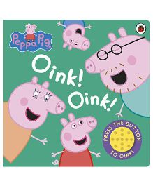 Peppa Pig Oink Oink - English
