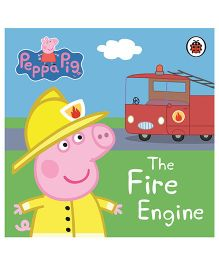 Peppa PigThe Fire Engine My First Storybook - English